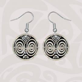 Boucles d'oreilles  TAMATOA